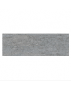Gemini Franklin Dark Grey Matt Tile - 600x200mm