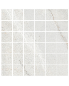 Gemini Palace Calico Mosaic Matt Tile - 300x300mm