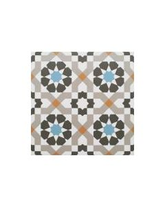 Marrakech Catrina Aqua 2 Tile - 300x300mm