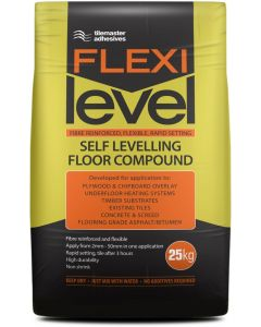 Tilemaster Adhesives Flexi Level 25kg