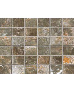 Marshalls Tile and Stone Venetian Alps Mosaic Tile - 308x308mm