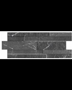 Verona Tiles Marmi Black Feature Porcelain Wall and Floor Tiles 394x160