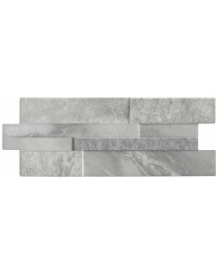 Verona Tiles Marmi Grey Feature Porcelain Wall and Floor Tiles 394x160