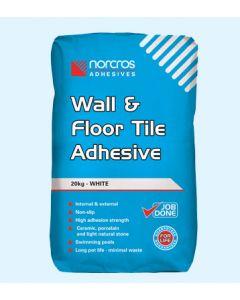 Norcros Adhesives Wall & Floor Tile Adhesive Grey