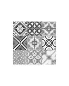 Heritage Mono Matt Rectified Tile - 600x600mm
