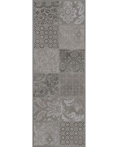 Dream 70 Square Decor Graphit 700x250mm Wall Tile